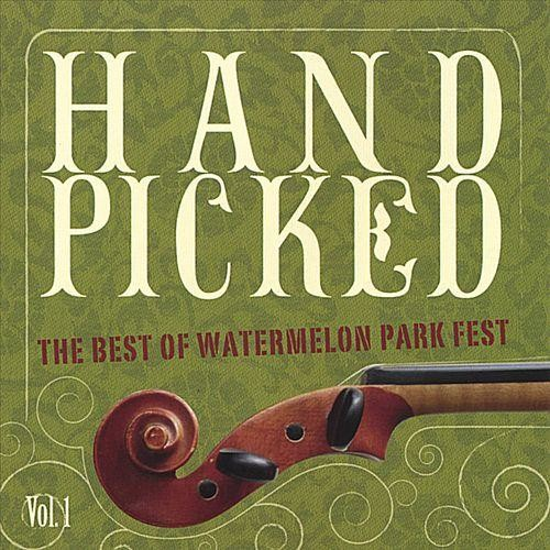 Hand Picked: 25 Years of Bluegrass on Rounder Records [CD]
