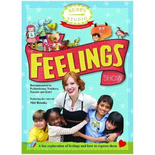 The Feelings Show DVD by Mother Company, LLC
