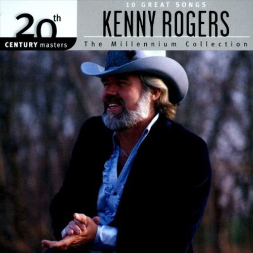20th Century Masters - The Millennium Collection: The Best of Kenny Rogers [2014] [CD]