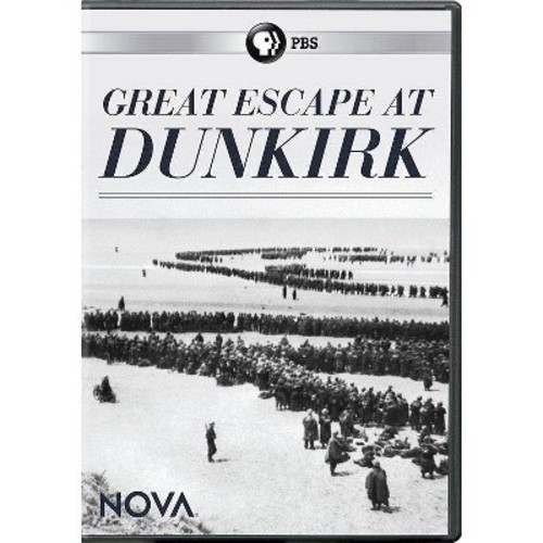 Nova:Great Escape At Dunkirk (DVD)