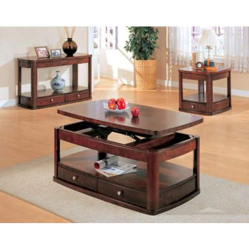 Wildon Home Benicia Coffee Table w/ Lift-Top
