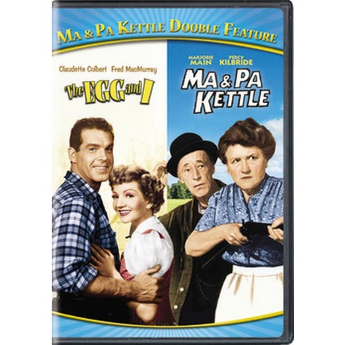 Ma And Pa Kettle Double Feature: The Egg And I / Ma And Pa Kettle