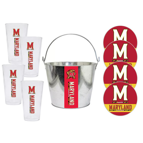 Maryland Terrapins Tailgate Pack