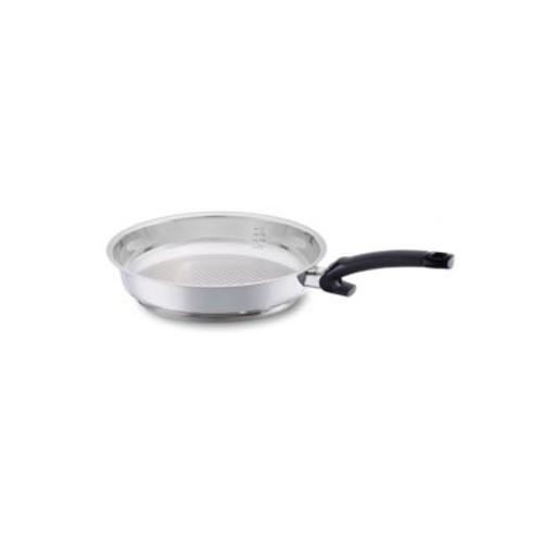 8 Crispy Steelux Fry Pan