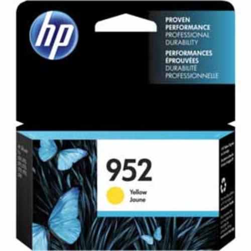 HP 952 Ink Cartridge - Yellow
