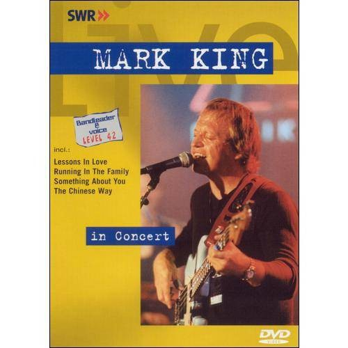 Mark King of Level 42-Live in Concert
