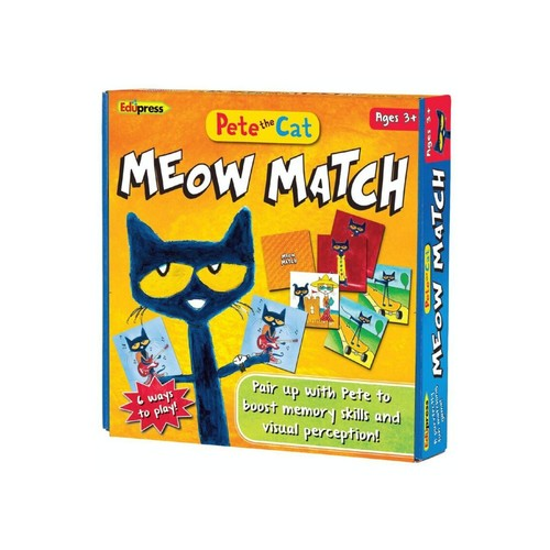 Teacher Created Resources Meow Match Game