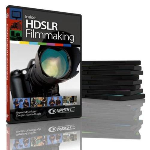 Vasst Training DVD: DSLR Inside HDSLR Filmmaking DSLR