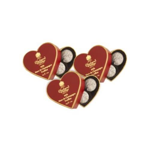 Mini Heart Boxed Truffle Trio