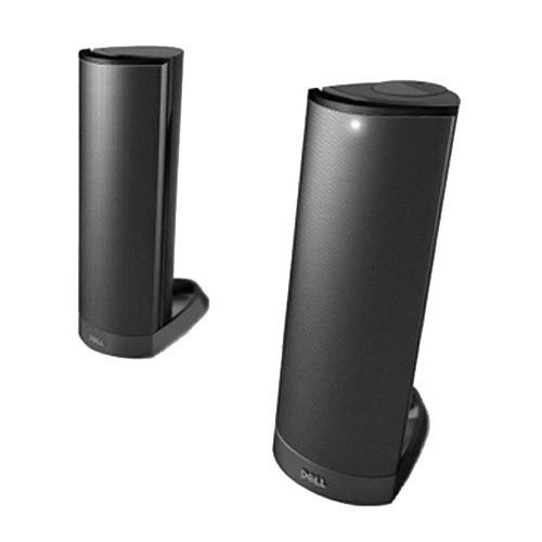 DELL AX210 USB STEREO SPEAKER SYSTEM- BLACK