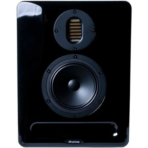 Abbey 3-Way Active Studio Monitor (Black)