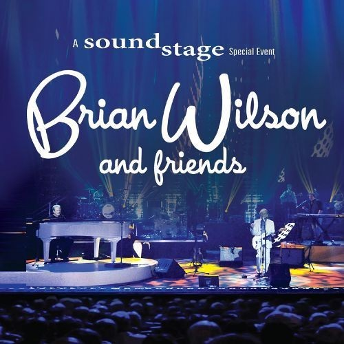 Brian Wilson and Friends [CD & DVD]