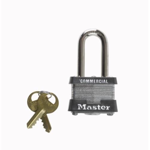 Master Lock 1-3/4 in. Keyed Alike Double Locking Laminated Steel Padlock(6 Pack)(1KA#2265)