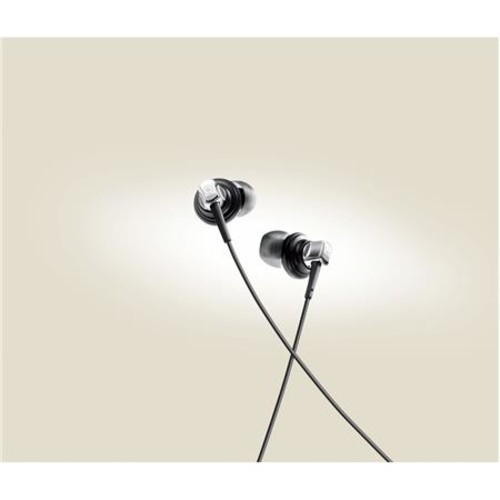 Yamaha EPH-C500 In-Ear Headphone, Black EPHC500BL