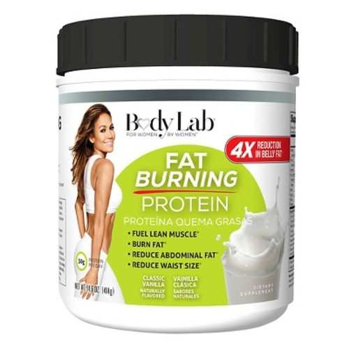 Body Lab for Every Woman Fat Burning Protein Powder - Vanilla - 1lb