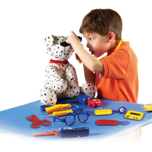 Learning Resources Pretend and Play Kids Doctor Set