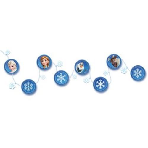 Disney In My Room Frozen Light Vines Snow & Ice String Lights