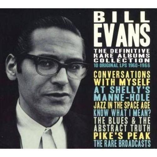 Bill Evans - Definitive Rare Albums Collection:60- (CD)