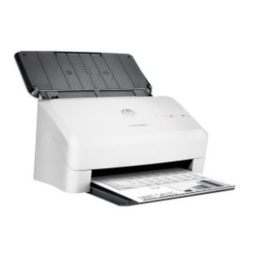 HP Scanjet Pro 3000 s3 - Document scanner - Duplex - 8.5 in x 122.05 in - 600 dpi x 600 dpi - up to 35 ppm (mono) - ADF (50 sheets) - up to 3500 scans per day - USB 3.0, USB 2.0 - government