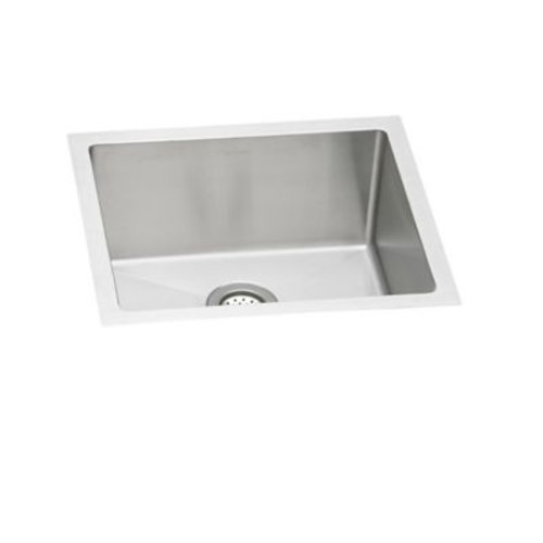 Elkay Avado 21.5'' x 18.5'' Stainless Steel Single Bowl Undermount Kitchen Sink