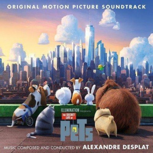 The Secret Life of Pets [Original Motion Picture Score]