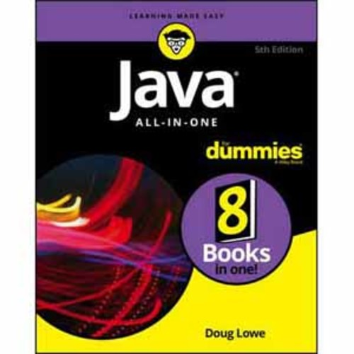 Wiley Java All-in-One For Dummies, 5th Edition