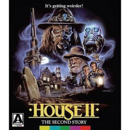 House Ii:Second Story (Blu-ray)