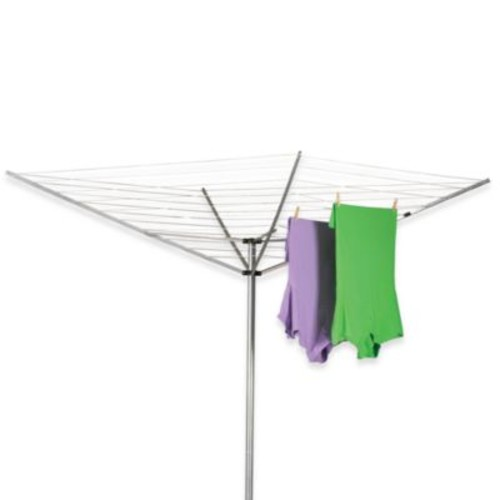 Outdoor Clothes Drying Rack