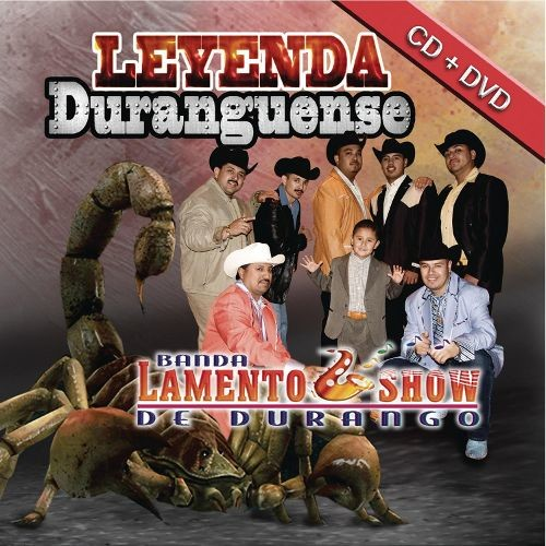 Leyenda Duranguense [CD & DVD]