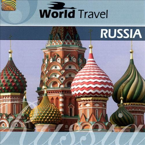 World Travel: Russia [CD]