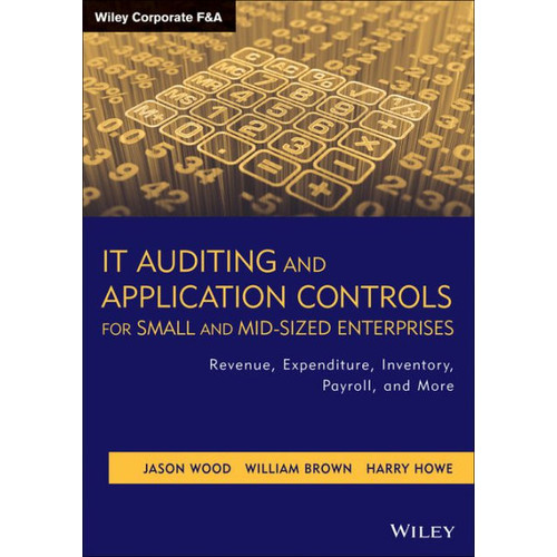 IT Auditing and Application Controls for Small and Mid-Sized Enterprises: Revenue, Expenditure, Inventory, Payroll, and More / Edition 1