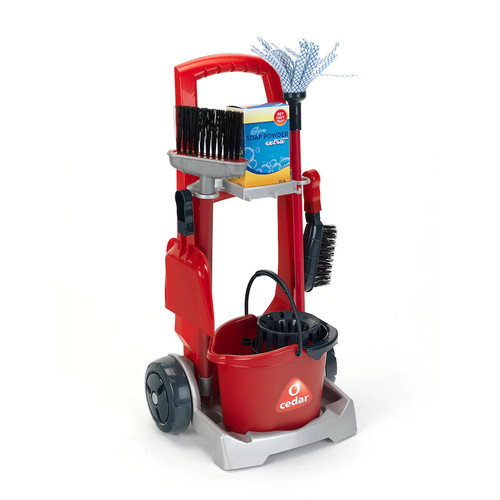 Theo Klein Cleaning Trolley