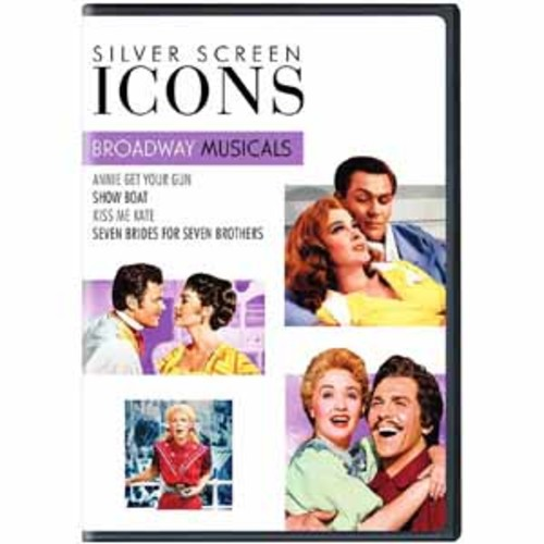 Silver Screen Icons: Broadway Musicals [DVD]