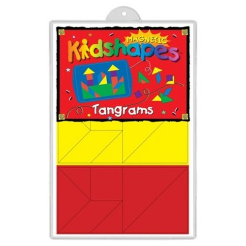 Barker Creek - Office Products Learning Magnets, Tangrams (LM-2305)