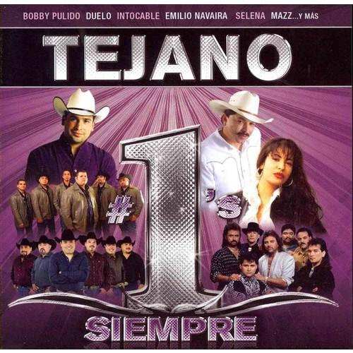 Tejano Siempre #1's [CD]