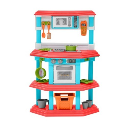 My Very Own Gourmet Kitchen Playset by American Plastic Toys