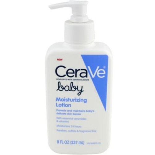 CeraVe Baby 8 oz. Moisturizing Lotion