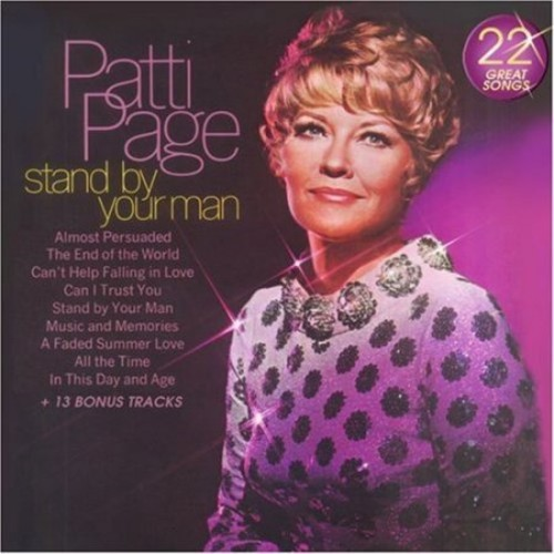 Stand by Your Man [Bonus Tracks] [CD]
