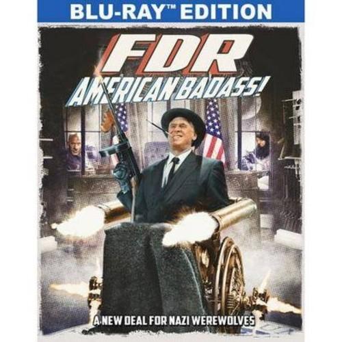 FDR: American Badass [Blu-ray] [2012]