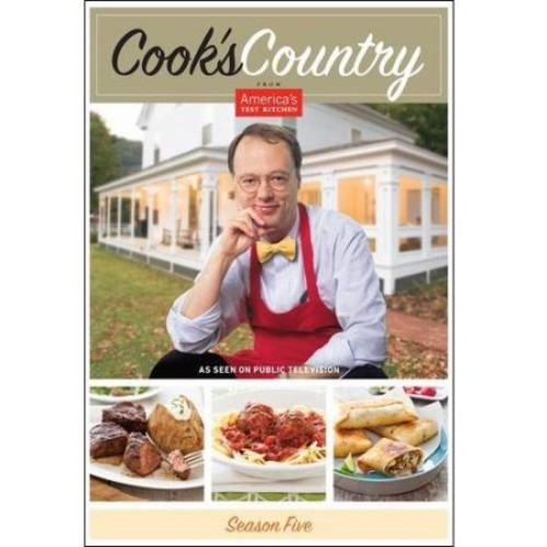 Cook's Country: Season Five [2 Discs] [DVD]