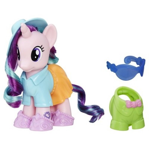 My Little Pony Explore Equestria 6 inch Fashion Style Doll Set - Starlight Glimmer