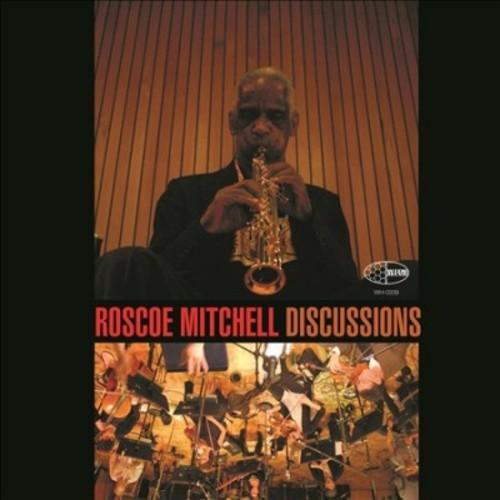 Roscoe Mitchell - Discussions (Vinyl)