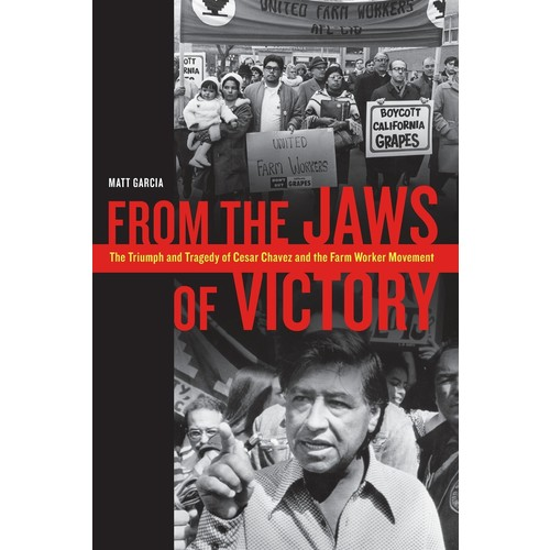 From the Jaws of Victory : The Triumph and Tragedy of Cesar Chavez and the Farm Worker Movement