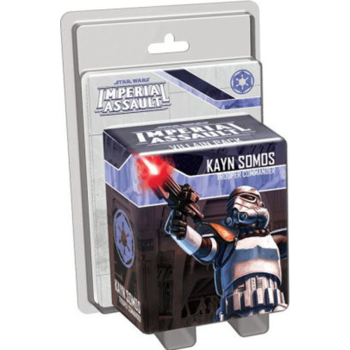 Star Wars Imperial Assault: Kayn Somos, Trooper Commander Villain Pack