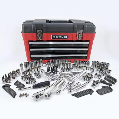 Craftsman 260pc Mechanics Tool Set
