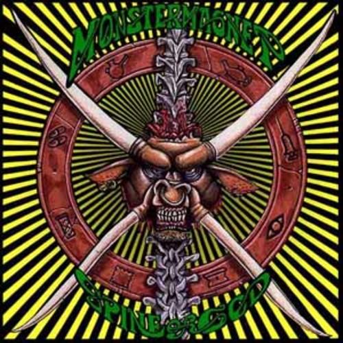 Spine Of God/Cd Monster Magnet
