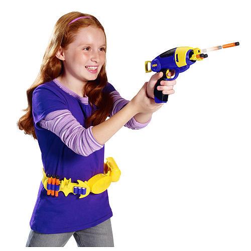 DC Comics Super Hero Girls Batgirl Blaster
