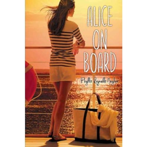 Simon & Schuster Alice on Board