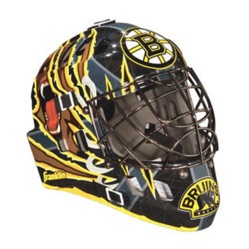 Boston Bruins Franklin Sports NHL Mini Goalies Mask- Boston Bruins
