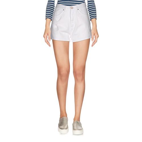 PINKO BLACK Denim shorts